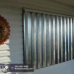 hurricane panels by Rolltex Shutters