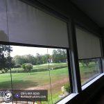 retractable solar shutters by Rolltex Shutters