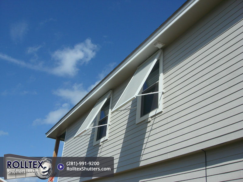 bahama shutters by Rolltex Shutters