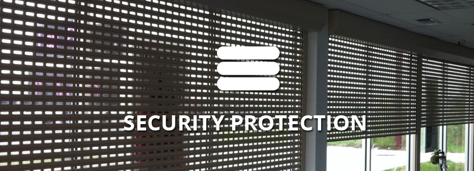 security protection - Rolltex Shutters