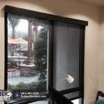 retractable screens by Rolltex Shutters