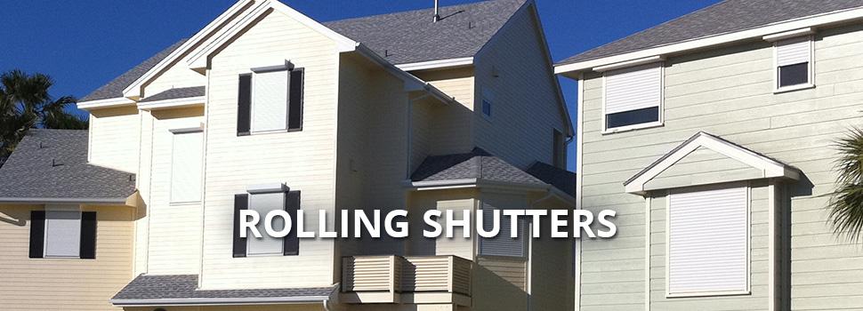 Rolling Shutters - Rolltex Shutters